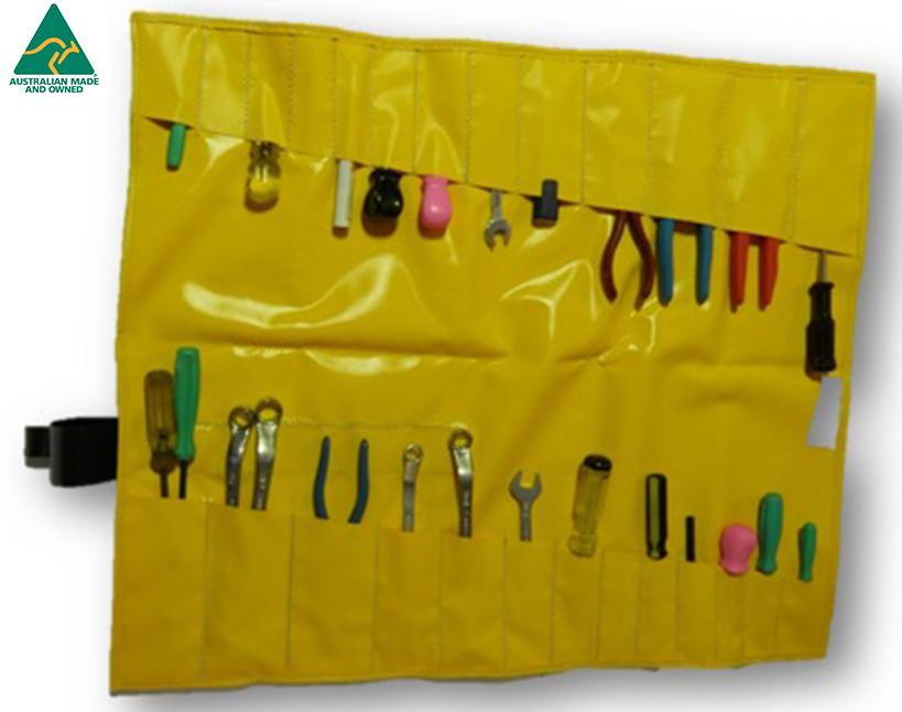HFTR 003 1 - Fitters Tool Roll - Mine Shop