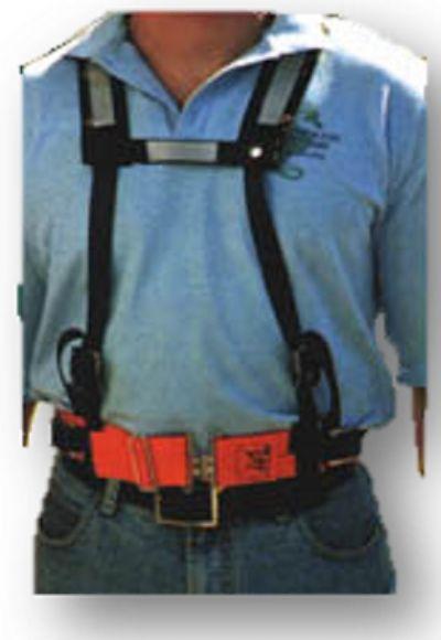Harness Belt - Nylon Harness Belt - Mine Shop