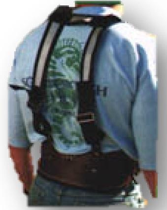 Shoulder Harness 2 - Nylon Shoulder Harness - Mine Shop