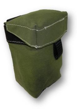CFP 0324 - Canvas Fitters Pouch - Mine Shop