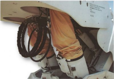 Chock Leg Gaiter - Chock Leg Protectors - Mine Shop