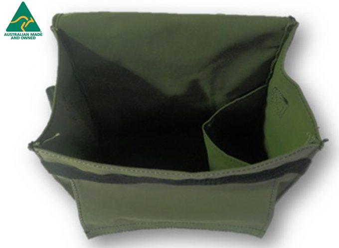 CPRB 034 1 - Canvas Crib/Tool Bag Tall - Mine Shop