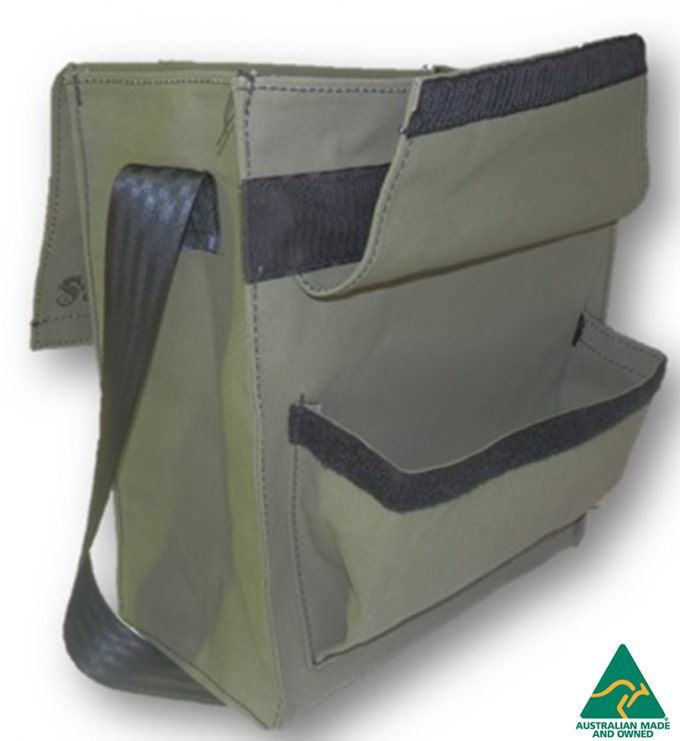 CPRB 034 3 - Canvas Crib/Tool Bag Tall - Mine Shop