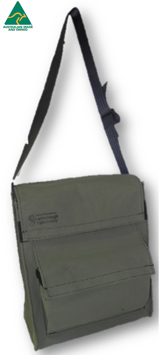 CPRB 034 4 - Canvas Crib/Tool Bag Tall - Mine Shop