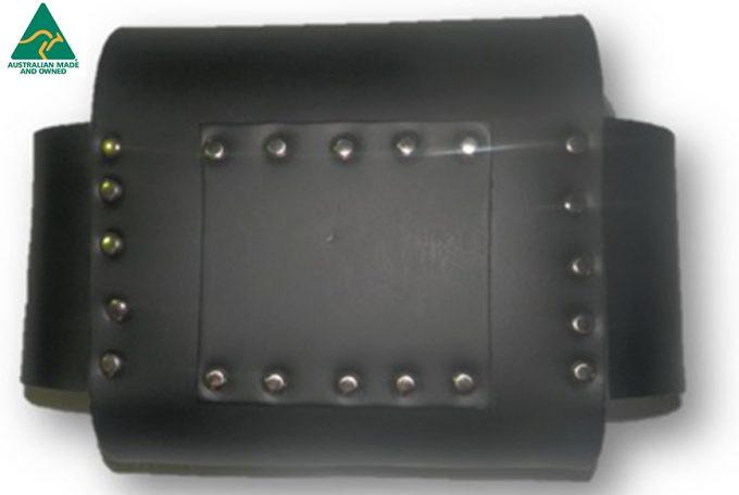 CSE Side 5 - CSE Leather Self Rescue Pouch Vertical - Mine Shop