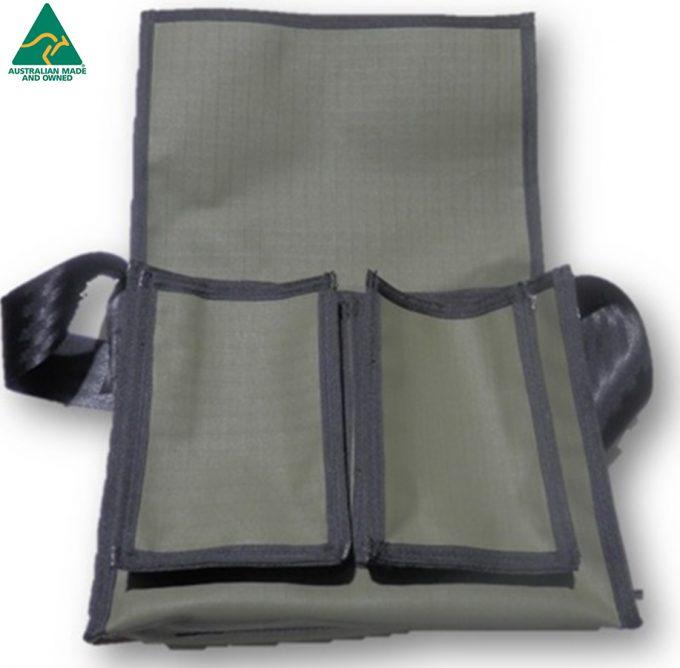 Canvas Bag 2 - Canvas Electricians Tool Bag - Mine Shop