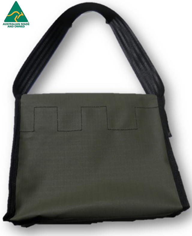 Canvas Bag 4 - Canvas Electricians Tool Bag - Mine Shop