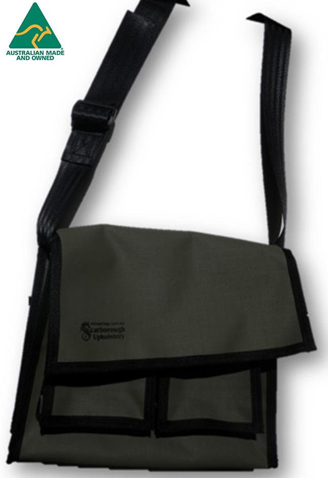 Canvas Bag 6 - Canvas Electricians Tool Bag - Mine Shop