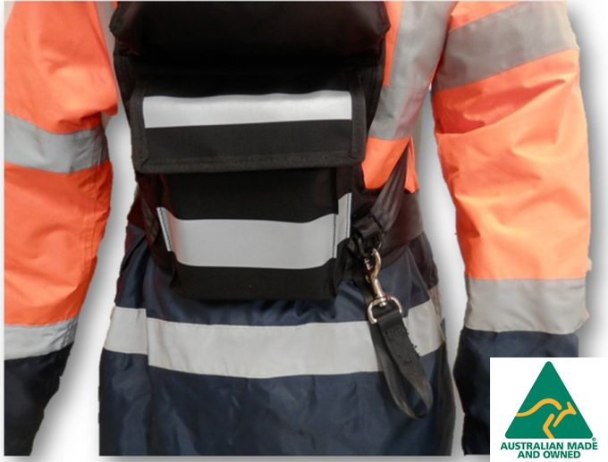 Dend 3 - Back Pack for CSE, Tag and Track, Lanyard - Mine Shop