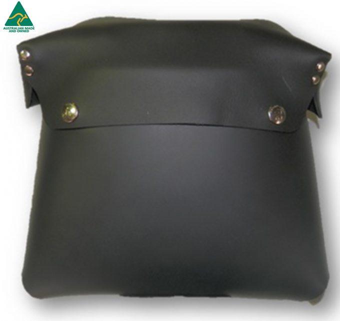 DZGA CI 30 1 - CSE Leather Self Rescue Pouch Vertical - Mine Shop