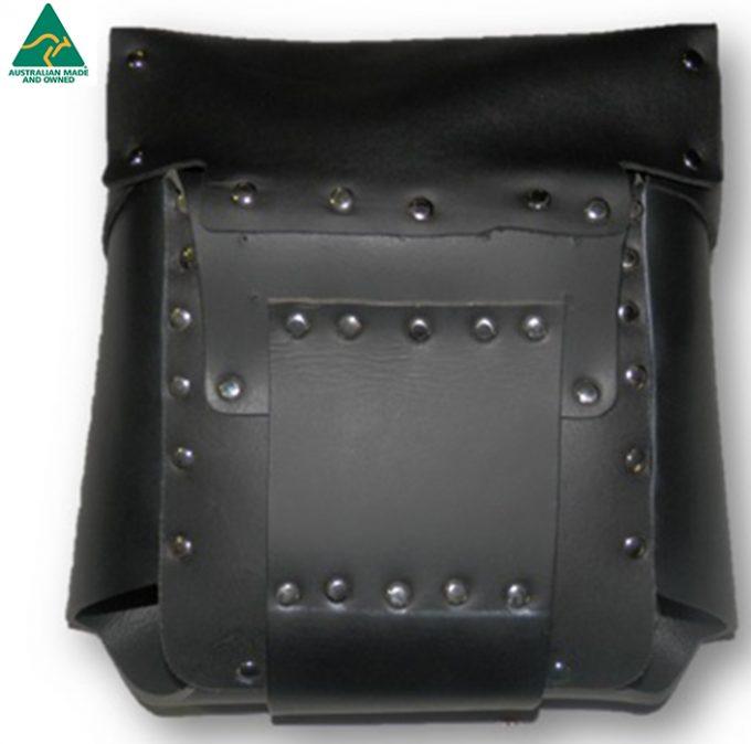 DZGA CI 30 2 - CSE Leather Self Rescue Pouch Vertical - Mine Shop