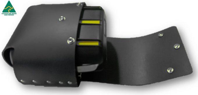 DZGA CI 30 4 - CSE Leather Self Rescue Pouch Vertical - Mine Shop