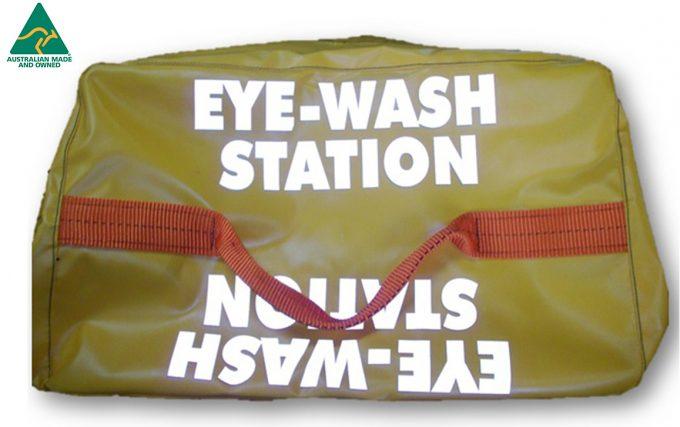 Eyewash Station 1 - FLIR IX Case - Scarborough Upholstery