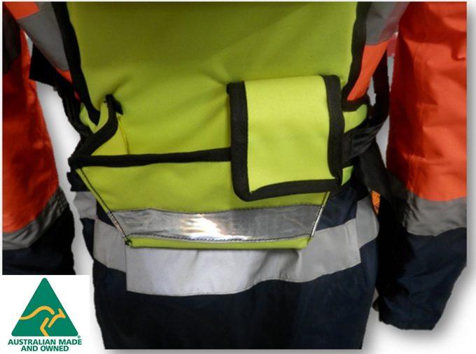 Fluro NLM 6 - Backpack CSE for NLM - Scarborough Upholstery