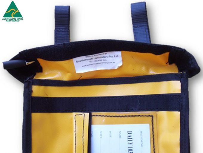 H103 00V 1 - Multi Purpose Document & Card Holder - Mine Shop