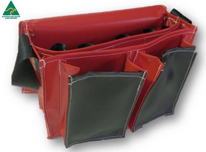 HETB 031 3 - FR PVC Tool Bag Heavy Duty - Scarborough Upholstery