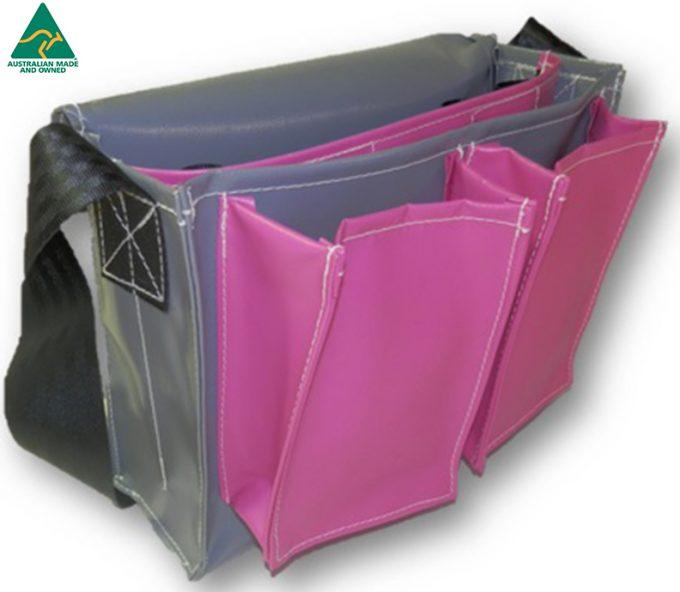 HETB 031 7 - FR PVC Tool Bag Heavy Duty - Scarborough Upholstery
