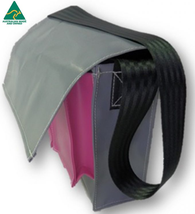 HETB 031 8 - FR PVC Tool Bag Heavy Duty - Scarborough Upholstery