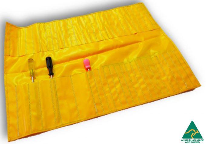 HFTR 003 3 - Fitters Tool Roll - Mine Shop
