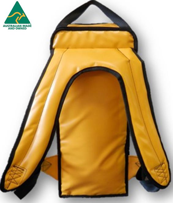 HGCB Case 3 - Blue Hard Case Gas Test Kit Backpack - Mine Shop