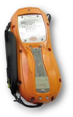 Joy Handheld Receiver 4 - Joy Mining Hand Held Receiver Model XR1 Pouch