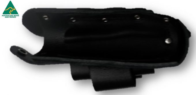LBPH OHL16 2 - Leather OldHam L16 Battery Pouch