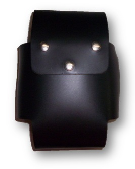 LCSER 001 - CSE Leather Self Rescue Pouch Vertical - Mine Shop