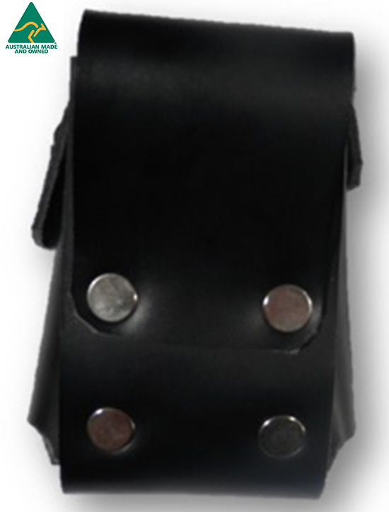 LMSA 4X 3 - Leather MSA Pouch - Scarborough Upholstery