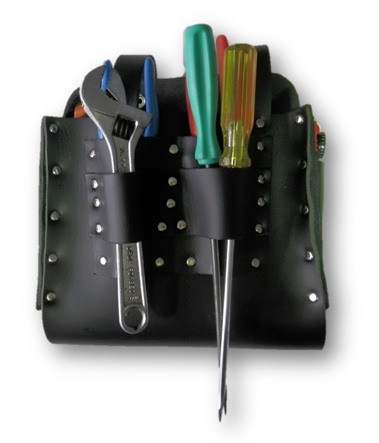 LPED 0522 - Ped Pouch with Tool Holder & Eziscan - Mine Shop