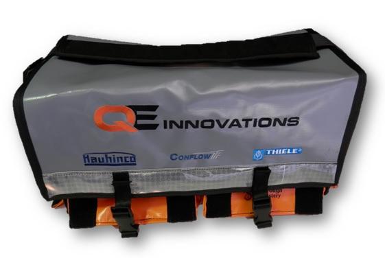 QE Innovation 1 - Custom Embroidery Or Heat On Transfers