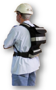 SRBP CSEB - Backpack for CSE + BATTERY - Mine Shop
