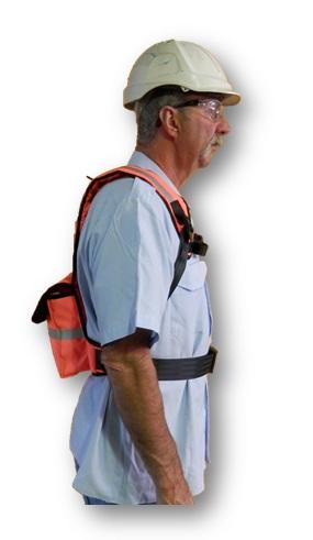 SRBP CSEF 2 - Backpack for CSE Fluro - Mine Shop