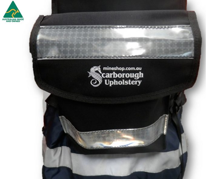 Sew On 2 - Back Pack For QSE - Mine Shop