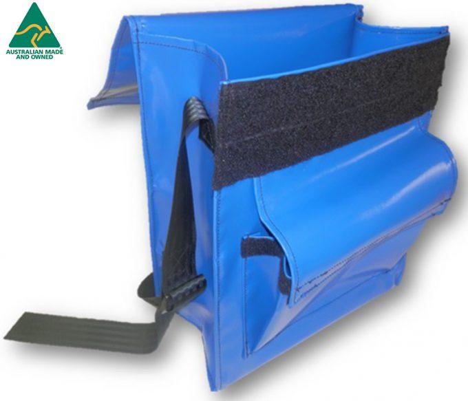 VPRB 034 2 - Canvas Crib/Tool Bag Tall - Mine Shop