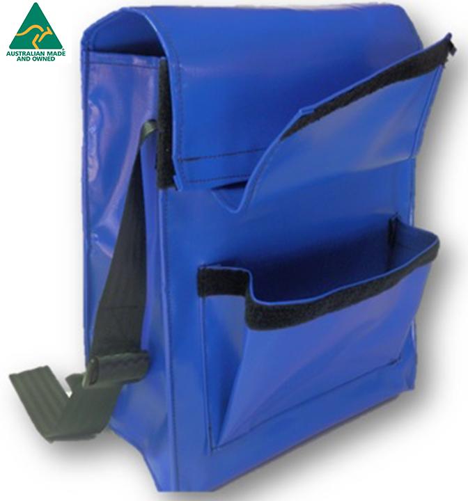 VPRB 034 4 - FR PCV Crib/Tool Bag Tall - Scarborough Upholstery