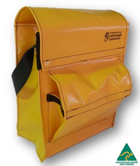 VPRB 034 6 - Canvas Crib/Tool Bag Tall - Mine Shop
