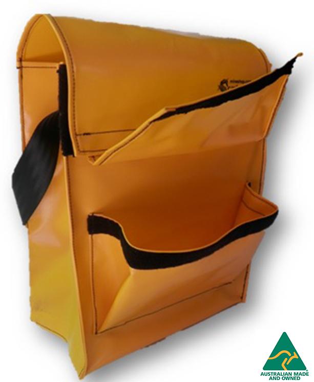 VPRB 034 7 - Canvas Crib/Tool Bag Tall - Mine Shop