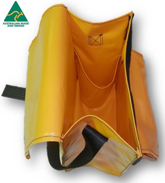 VPRB 034 8 - Canvas Crib/Tool Bag Tall - Mine Shop