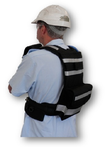 Backpack 6 - Backpack for CSE + Hydro Pouch + Extra Side Straps - Mine Shop