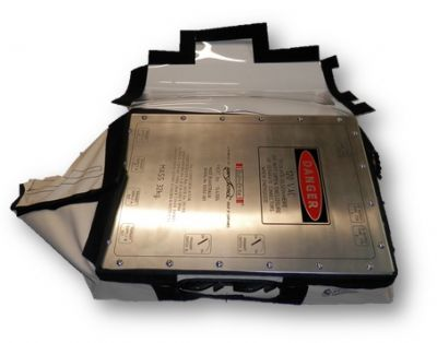 Burnbrite 5 - Burnbright Ampcontrol Isolator Cover