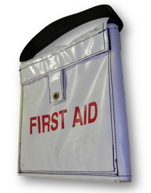 First Aid Bag 2 - Mine Shop - Scarborough Upholstery