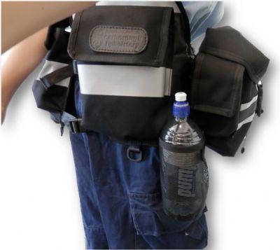 Water Bottle - Mesh Drink Bottle Holder - Mine Shop