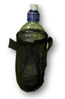 Water Bottle 4 - Mesh Drink Bottle Holder - Mine Shop