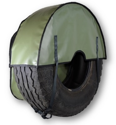 Tire Cover 4 - Four Wheel Drive Tire Cover - ScarOutdoors