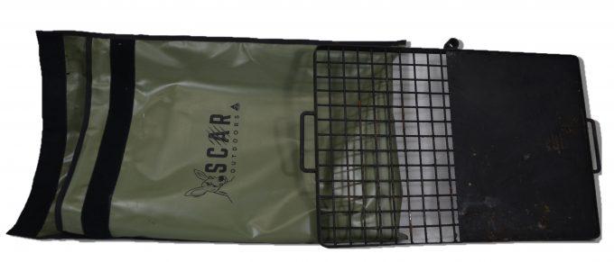 Bandicoot Bag 3 - Bandicoot Hot Plate Bag - ScarOutdoors