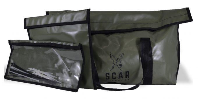 Peg Bag 4 - Banksia Rope Bag Combo - ScarOutdoors